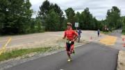 Meredith Kessler on the run. Photo credit @tri_kiet