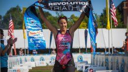 Ellie Salthouse Wins Rev3 Knoxville 2016